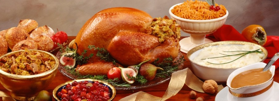 Thanksgiving Day Catering
